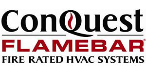ConQuest Flamebar - Fire Rated HVAC Systems