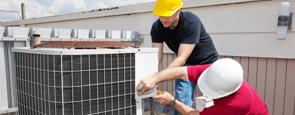 Even if you're technology-savvy, it makes good sense to have a professional inspect your HVAC system!