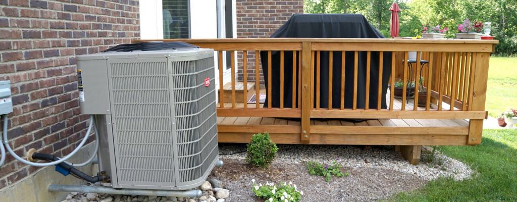 A new air conditioning unit can save you hundreds of dollars in its first year of operation!