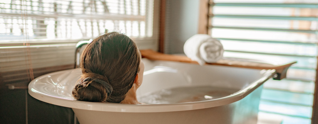 Make the right choice when your water heater acts up and relax in that steaming hot bathtub!