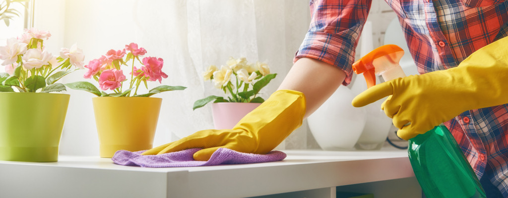 Is your HVAC system spreading dust around your home? It's probably time to do a thorough house cleaning!