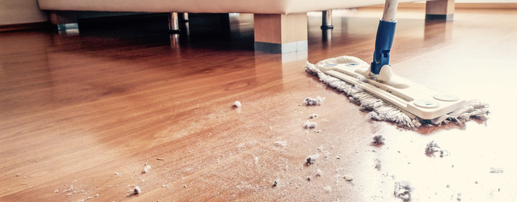 Nobody likes dust. Fortunately, there are some easy ways to make it much less of a nuisance!