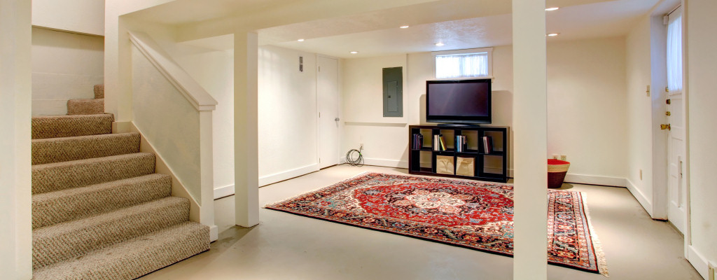 Your cozy finished basement rec room might be harboring a threat to your family's health. Have a radon test performed today, and be safe!